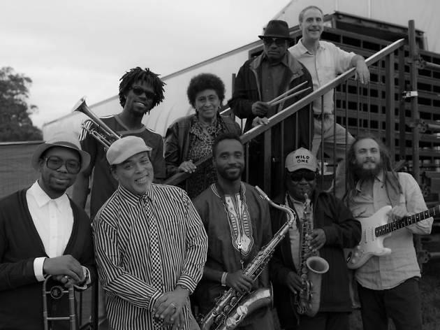The Skatalites + A-4 Reggae Orchestra