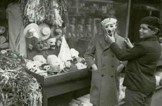 ('C'est demain mardi-gras', 5 mars 1935, France-Presse / © Collection particulière)