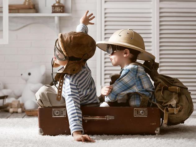 50 llocs per portar els nens a Barcelona