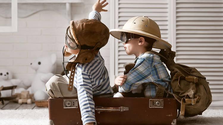 50 lugares para ir con niños en Barcelona