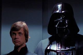 """Luke, soy tu padre"""