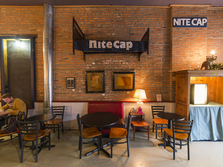 COFFEE SHOP: Nitecap Coffee Bar