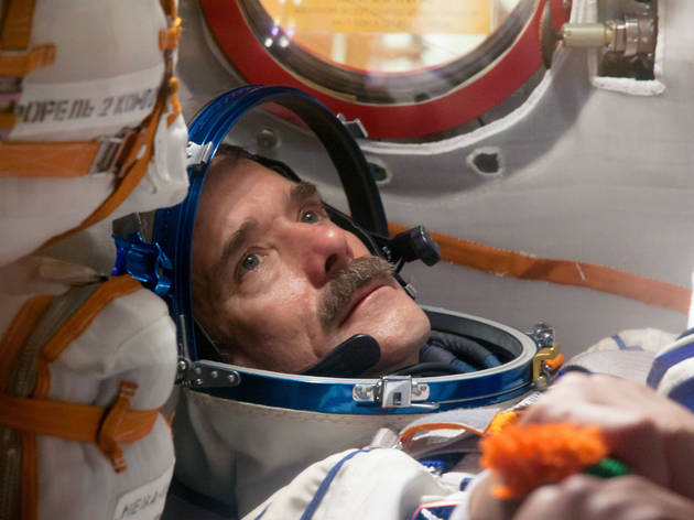 An Evening with Colonel Chris Hadfield