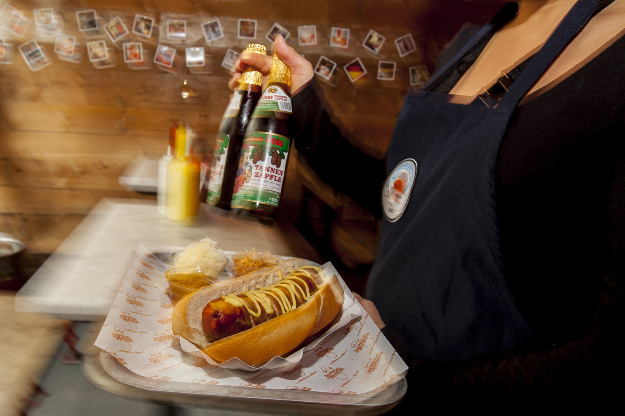 London's best hot dogs