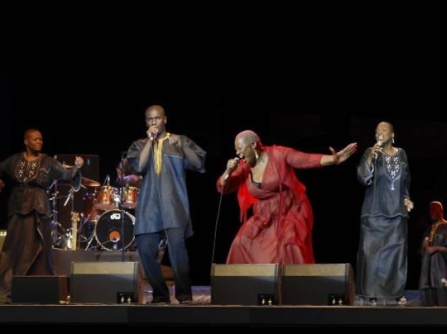 XX Festival Los Grandes del Gospel