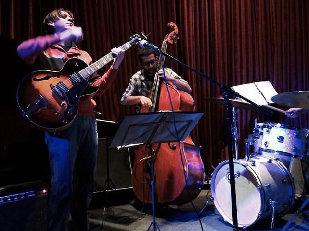Blanco & Negro Jazz Quartet
