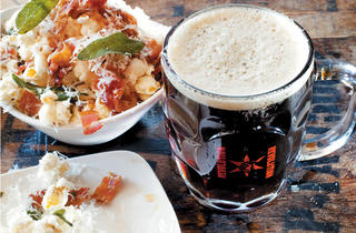 Revolution Brewing Beer Dinner at Vie