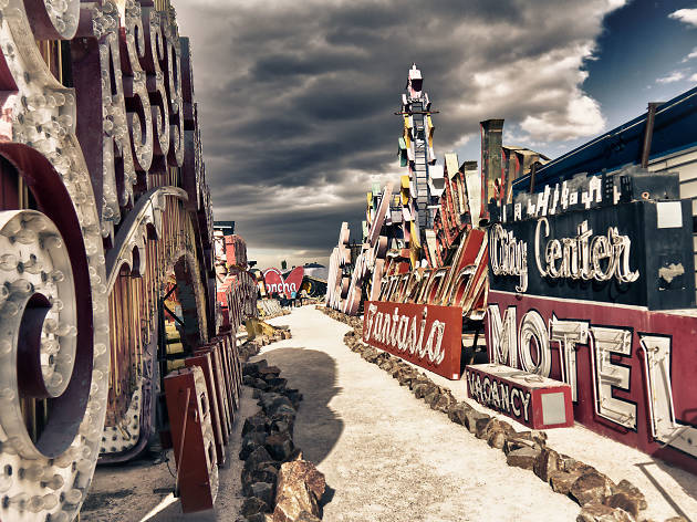 December to Remember at the Neon Museum