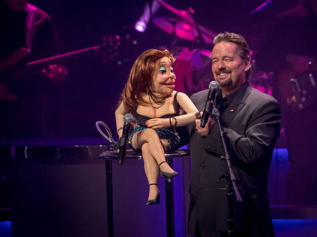 Terry Fator's A Very Terry Christmas at the Mirage
