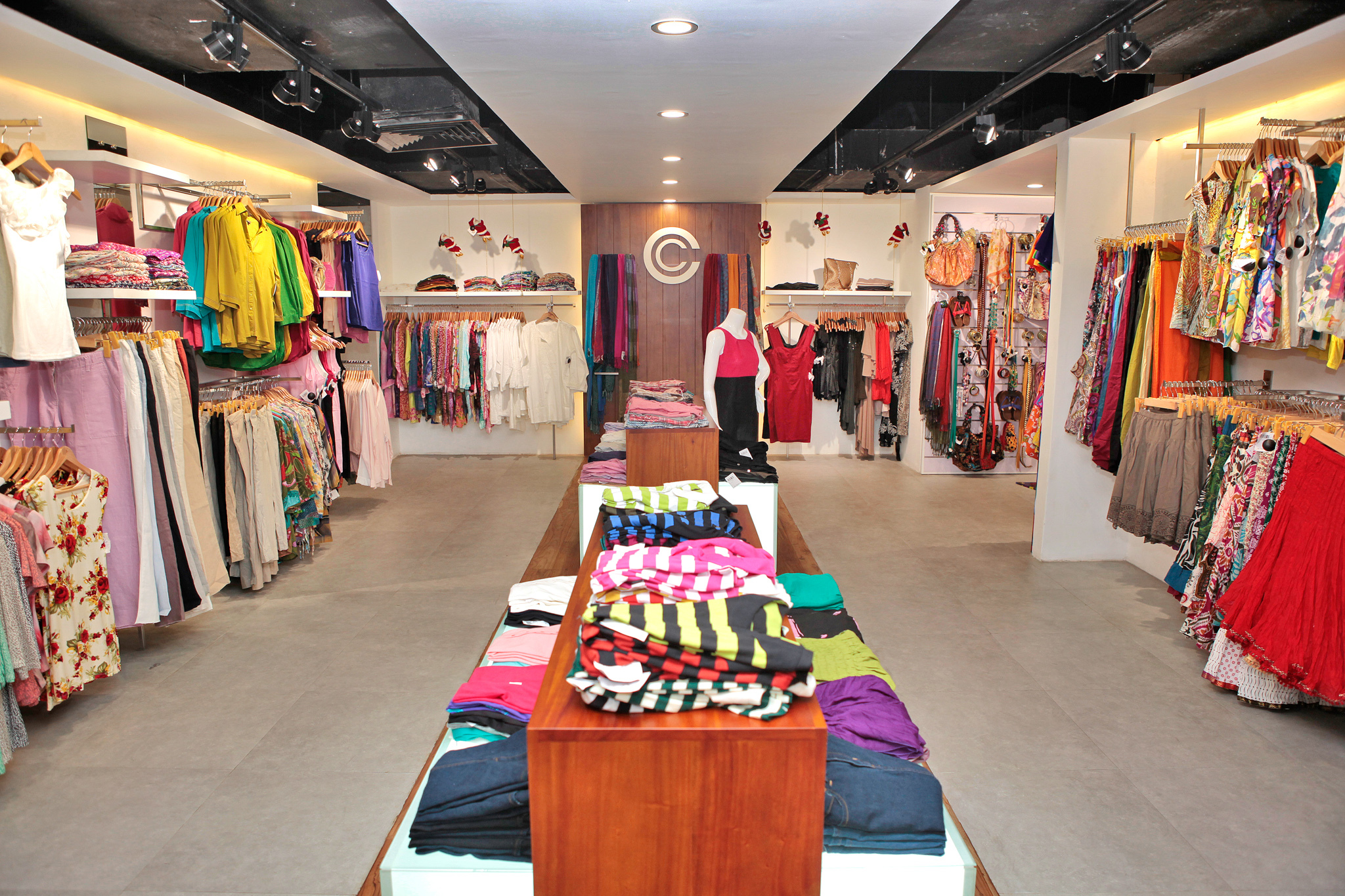 Cotton all clothing store