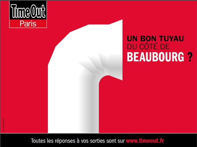 Campagne d'affichage (Mars - Avril 2013)