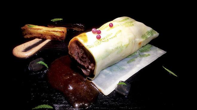ecl ctic restaurant alta cocina de autor a precios razonables On cocina de autor definicion