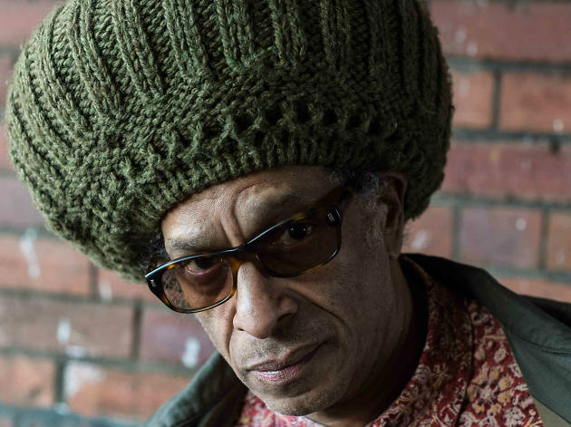 Don Letts at BBC6 Music Festival