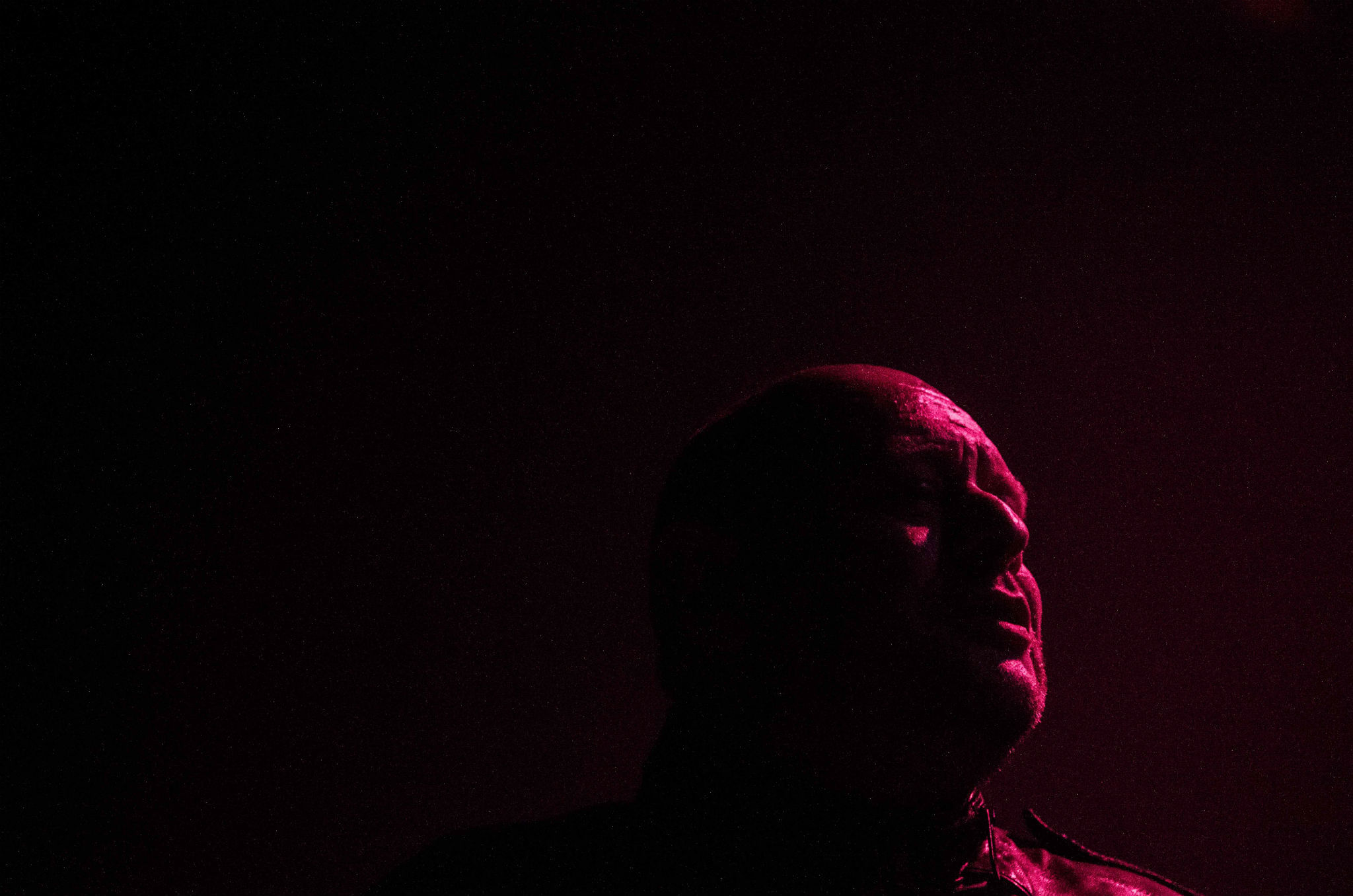 Behind the lens: Shaun Ryder at The Titz