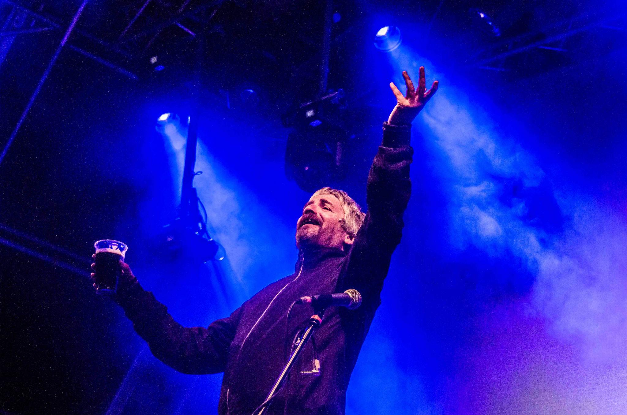 I Am Kloot at Ramsbottom Festival