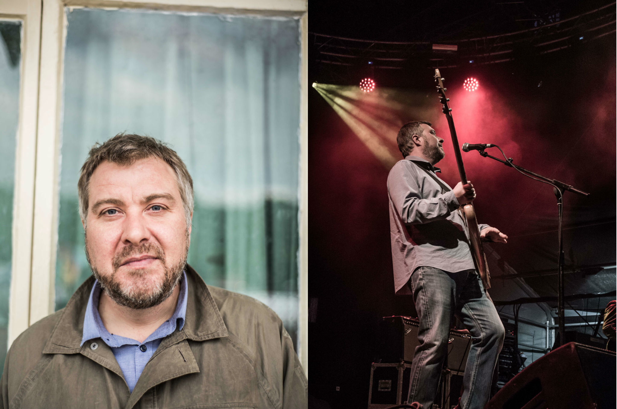 Behind the lens: Jimi Goodwin