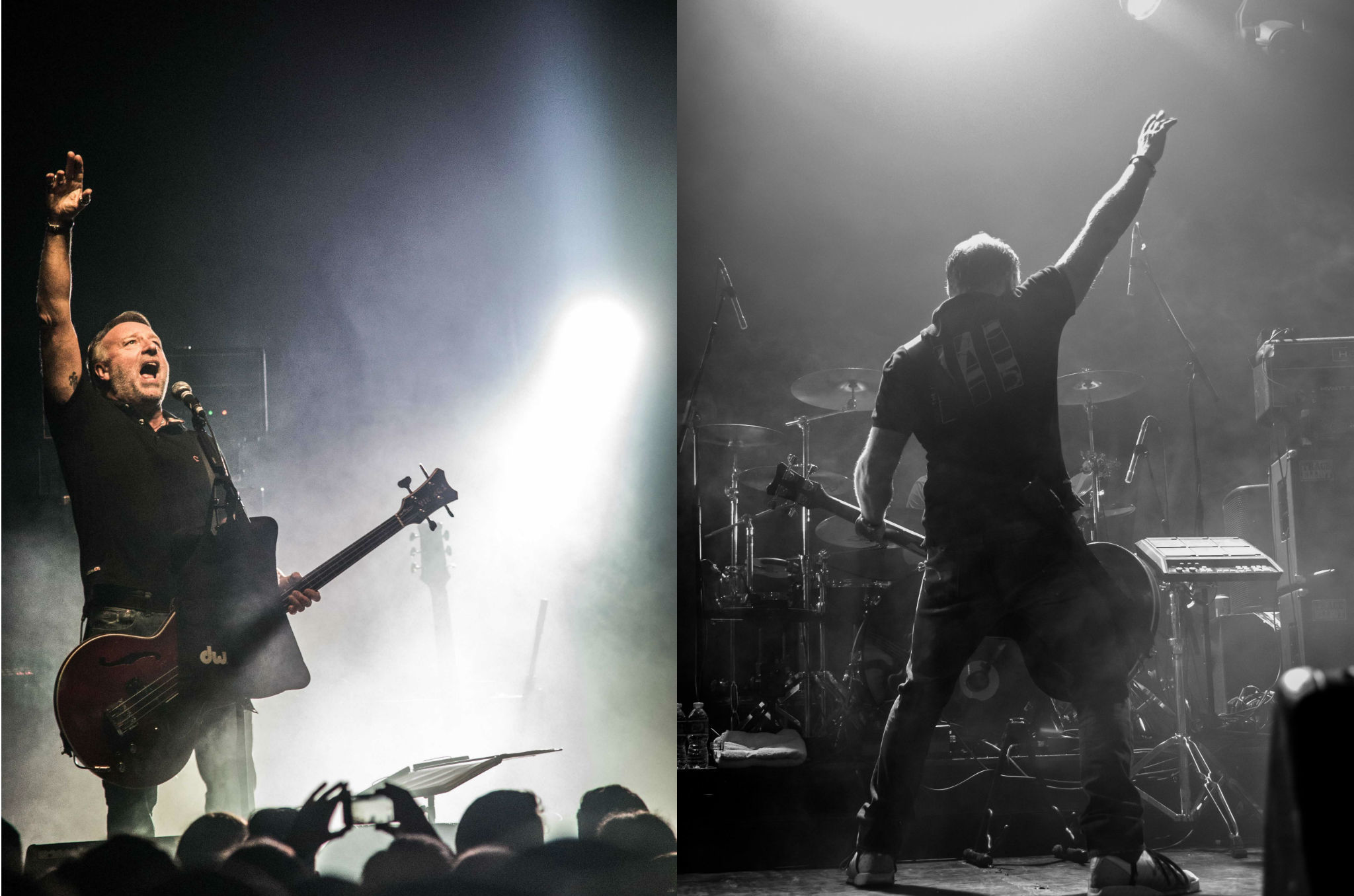 Peter Hook at The Ritz