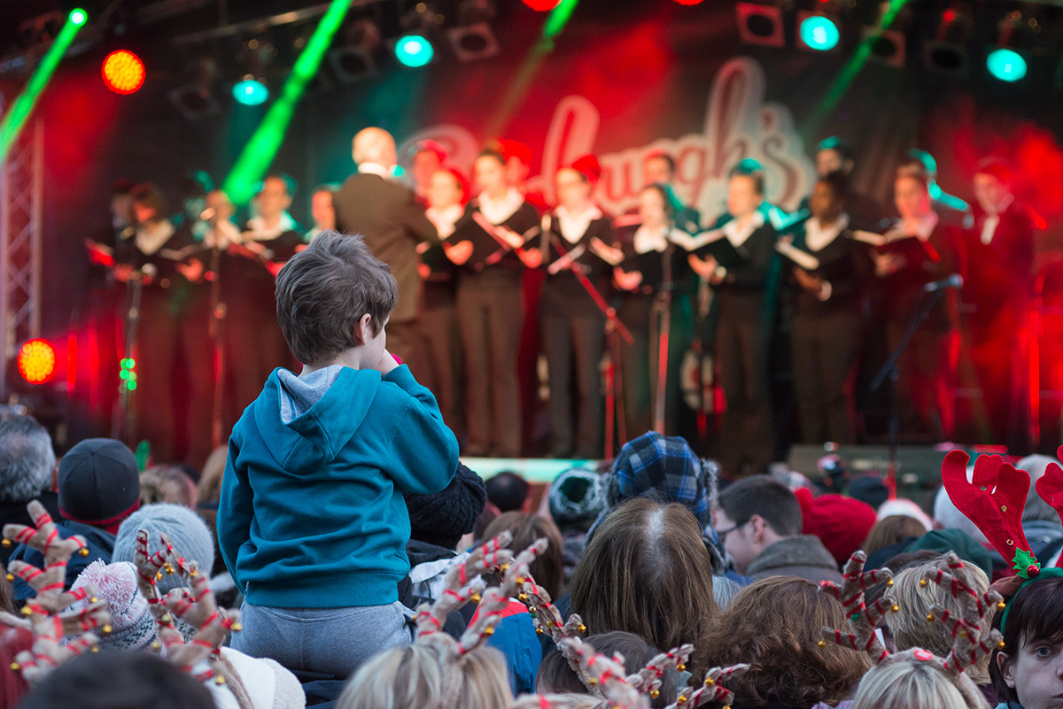 The best concerts in Edinburgh this Christmas