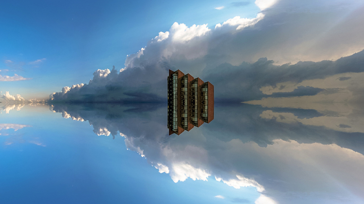 25 photos reflecting Manchester by Lee Baxter