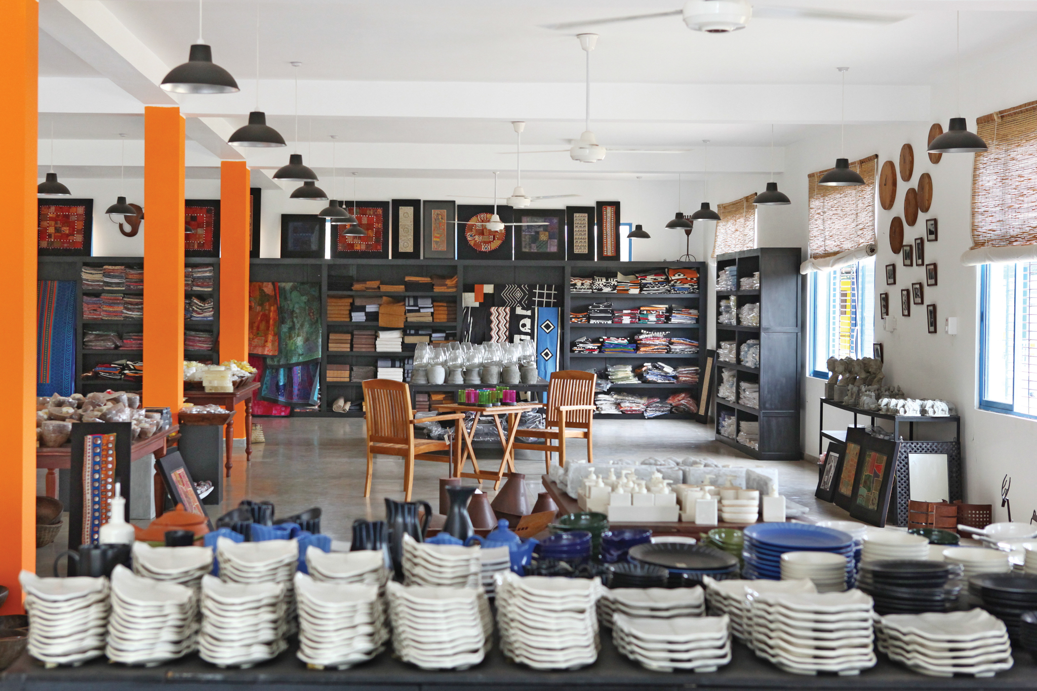 Shopping In Colombo Furniture Handicrafts And Textiles