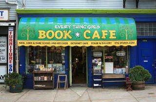 Every Thing Goes Book Cafe and Neighborhood Stage