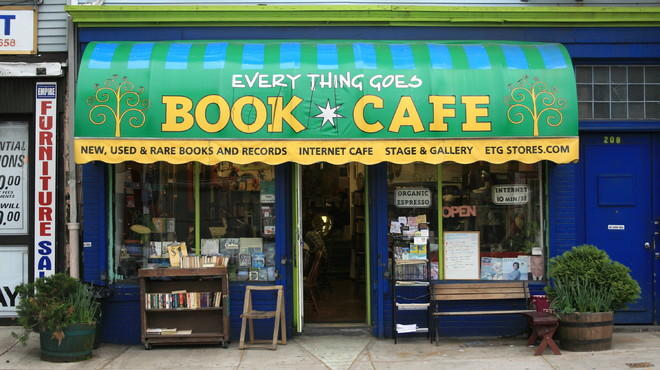 Victory Coffee Shop Staten Island