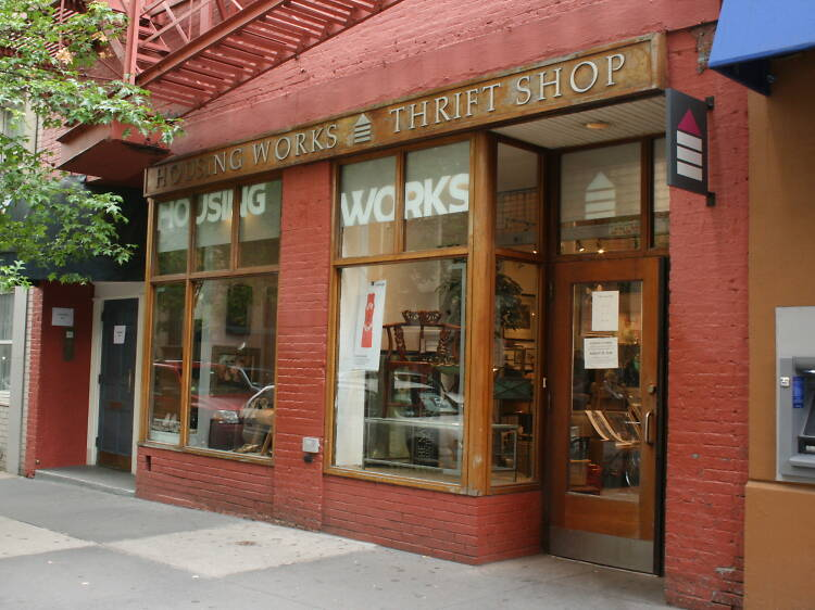 Shop at Housing Works Chelsea