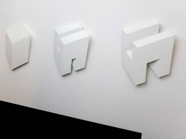 (Vue de l'exposition 'Korean Shape' / Photo : © TB - Time Out)