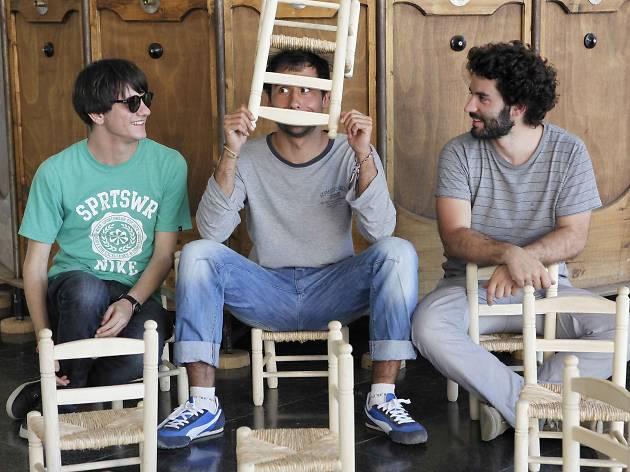 Artista vs. Crític: Joan Colomo + Mau Boada (Esperit!) + Joan Pons (El Petit de Cal Eril)