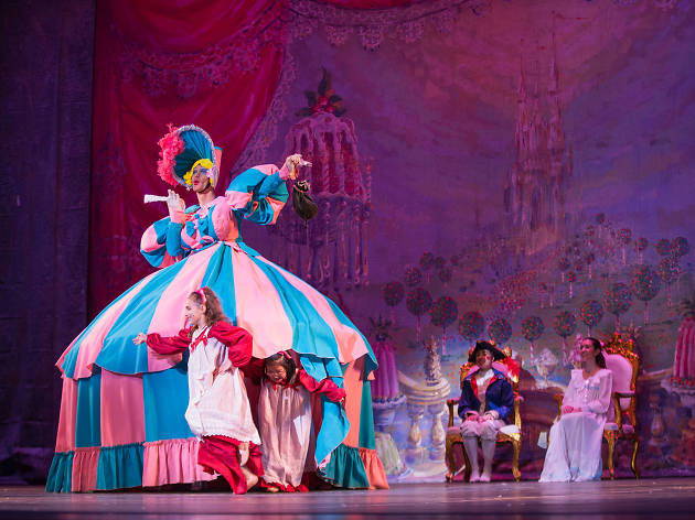 Dance Theater of Westchester: The Colonial Nutcracker