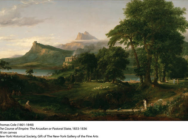 Nature and the American Vision: The Hudson River School