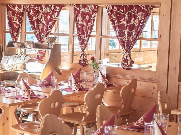 Restaurant Les Mazots