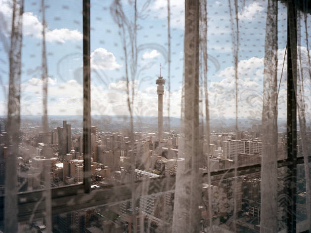 Ponte City - Hillbrow View