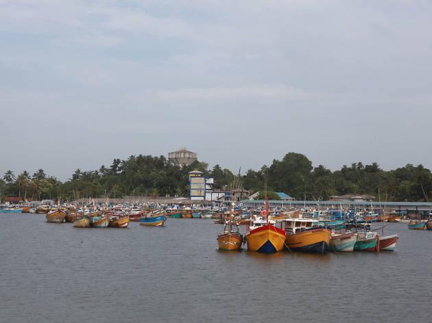 Beruwala Beach