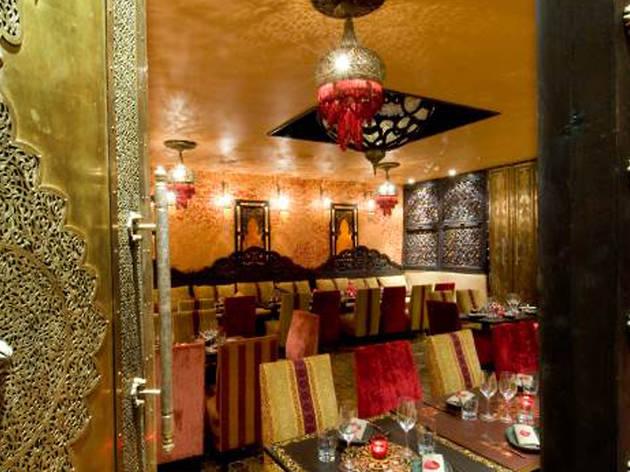 Kenza Restaurants In Liverpool Street London