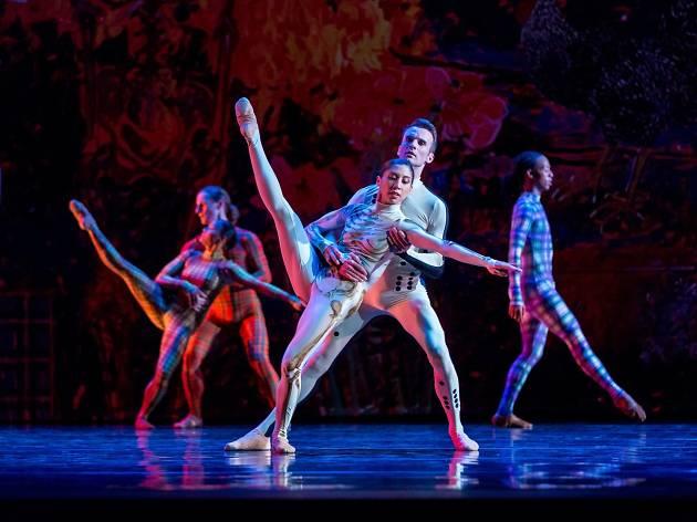 'Four Elements', Rambert Dance Company