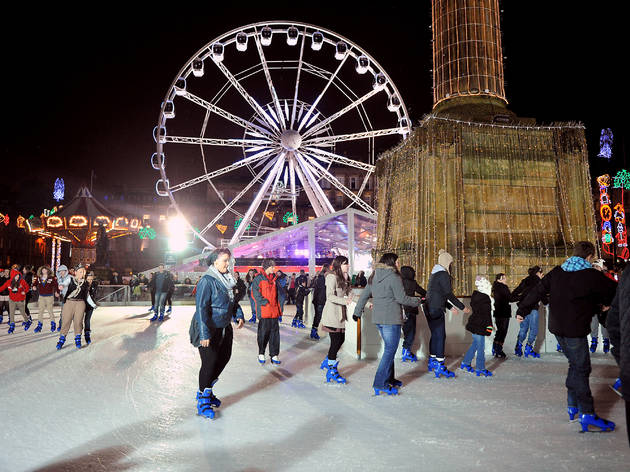 Glasgow On Ice