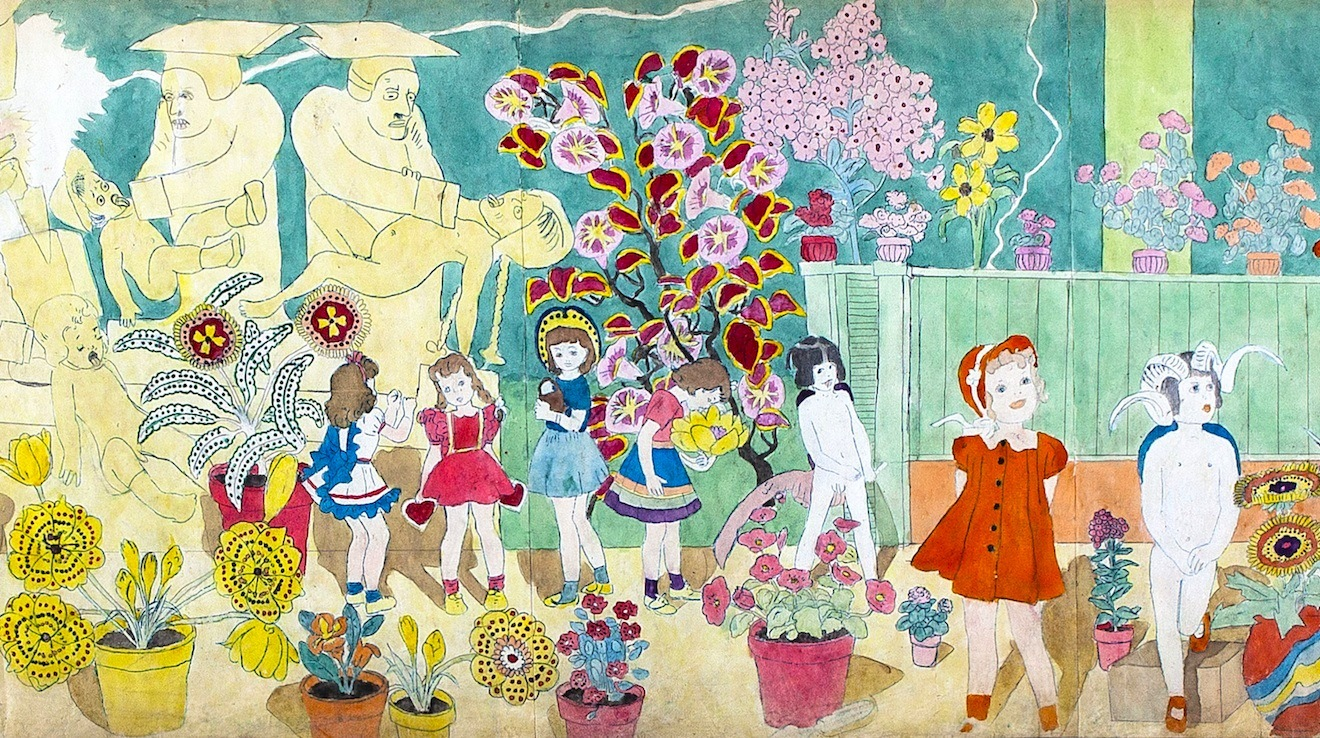 Coming soon • Henry Darger