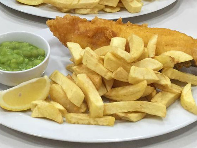 Ben's Fish and Chips | Restaurants in Leicester Square, London