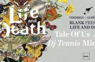 "BLANK présente ""LIFE AND DEATH"""