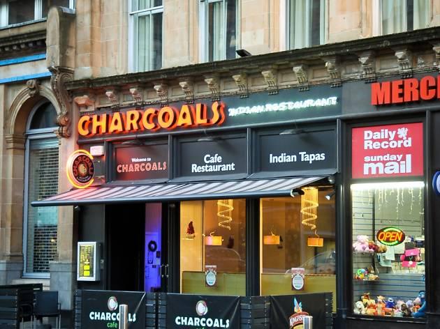 Charcoals Cafe, Cafes, Glasgow