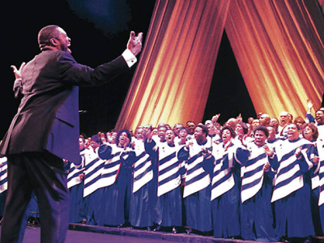 Els Grans del Gospel: The Mississipi Mass Choir