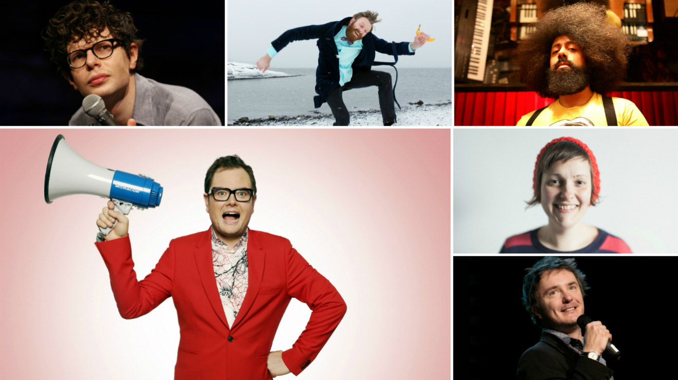 The 15 best comedy shows in 2015
