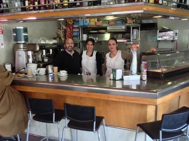 Bar Cafeteria El Mercat