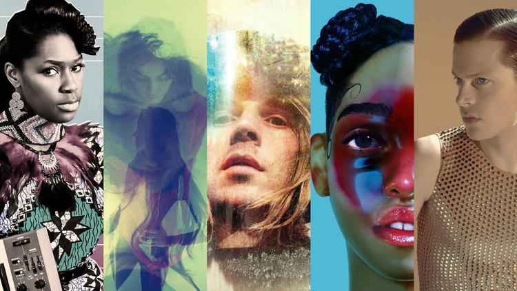 Time Out's albums of the year, 2014