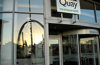 India Quay, Restaurants, Glasgow