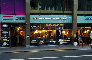 Mansion House, Clubs, Nightlife, Glasgow