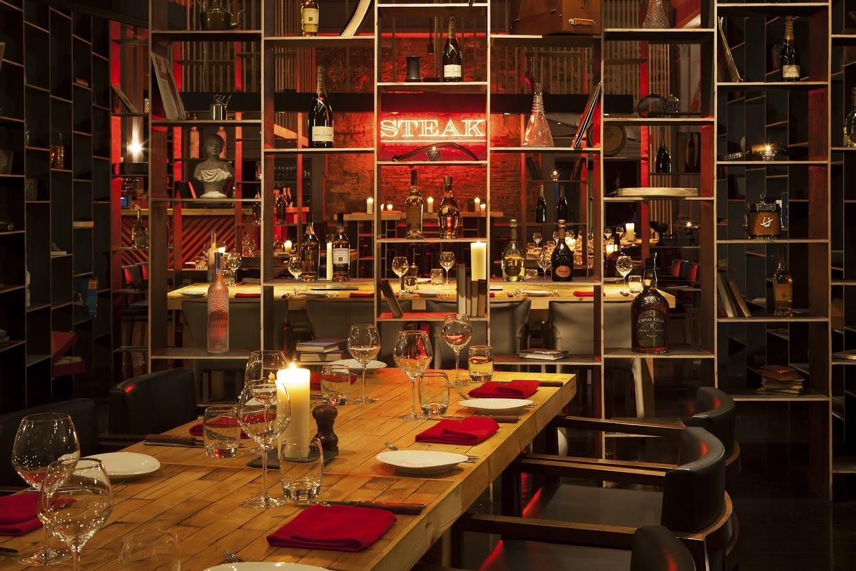 Edinburghs Best Steak Restaurants Time