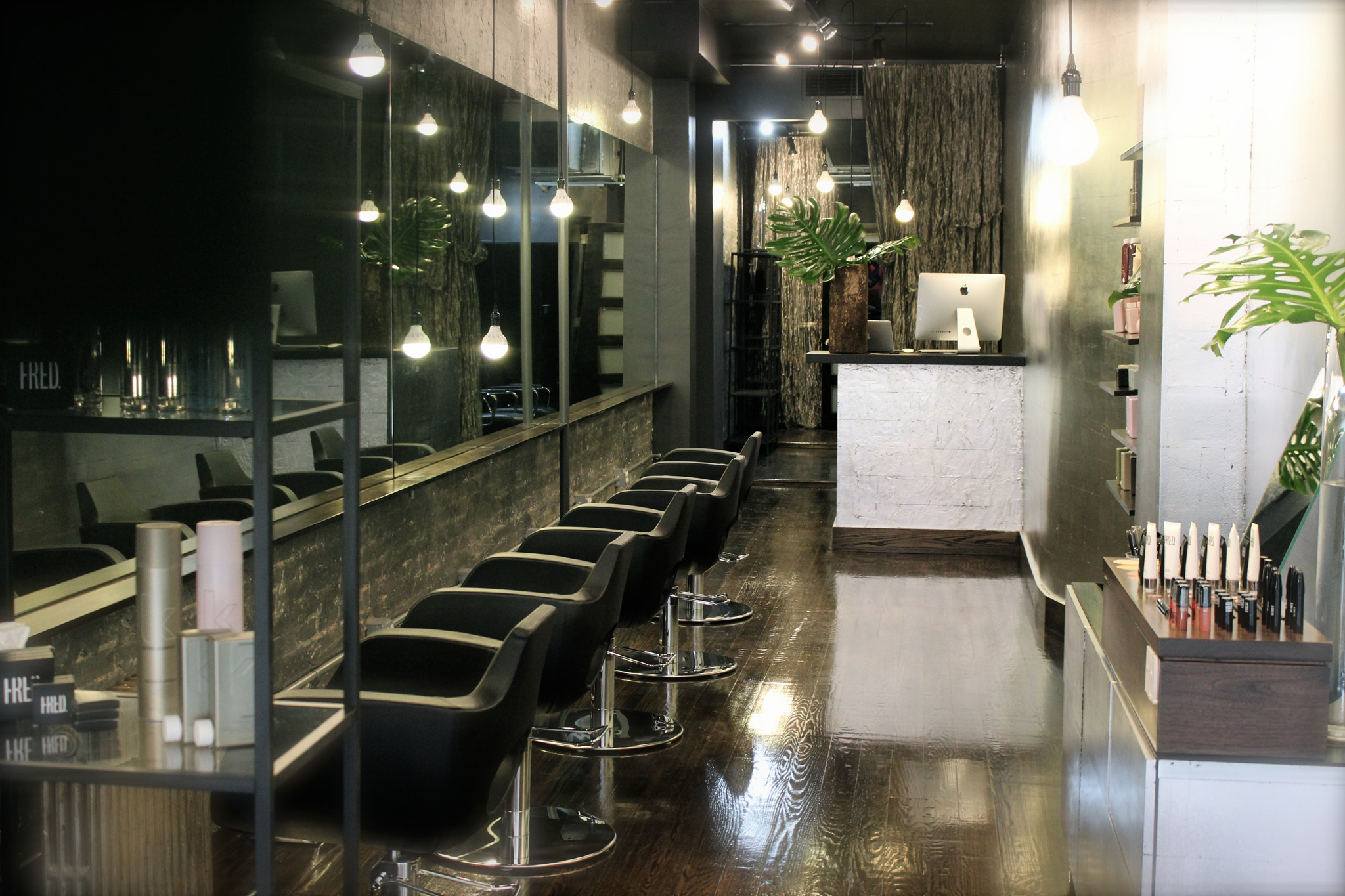 FRED salon