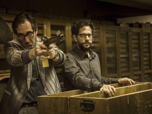 Mostra de Cinema Italià de Barcelona 2014: Smetto quando voglio